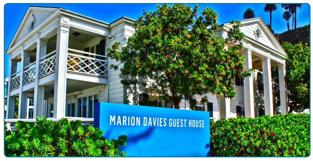 Marion Davies Guest House 2017